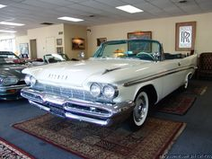 DANIEL SCHMITT & CO CLASSIC CAR GALLERY PRESENTS: 1959 DESOTO FIRESWEEP CONVERTIBLE