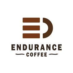 Endurance Coffee Logo - Graphic Design - by Vibra Graphics