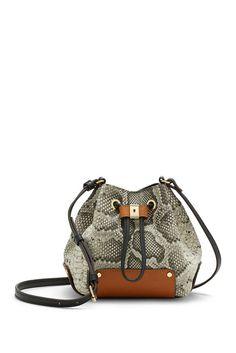 Jill Drawstring Handbag