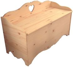 Woodworking Bench Country Storage Bench Plan - Cherry Tree Toys - Cherry Tree Toys can provide you with all the woodworking supplies to complete project from woodworking plans, wood parts, lumber, clock parts and scroll saw plans. Woodworking Supplies, Woodworking Workbench, Popular Woodworking, Woodworking Furniture, Custom Woodworking, Woodworking Projects Plans, Fine Woodworking, Furniture Plans, Woodworking Classes