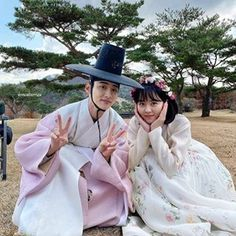 Korean Drama Movies, Korean Actors, Kdramas To Watch, Bride Of The Water God, Kim Sohyun, Korean Hanbok, Boy Pictures, Kdrama Actors, Drama Film