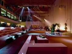 Location for meetings and congress in a large structure in Milan - La Pelota More info: www.italiaconvention.com