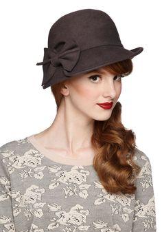 Hats & Hair Accessories - Cinema Style Hat