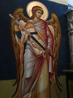 Michael Gabriel, St Michael, All Archangels, Order Of Angels, Monastery Icons, Angel Protector, Roman Church, St Therese Of Lisieux, Sign Of The Cross