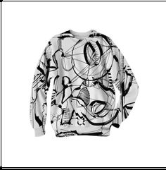 Shop The Struggle Sweatshirt by 5wingerone | Print All Over Me