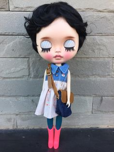 Custom Blythe Doll by Stablehouse No.180 por StableHouse en Etsy
