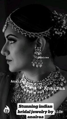 Wedding Jewelry Sets, Bridal Jewelry, Gold Jewelry, Tikka Jewelry, Indian Jewelry, Indian Bridal Hairstyles, Indian Bridal Makeup, Pakistani Bridal Wear, Saree Wedding