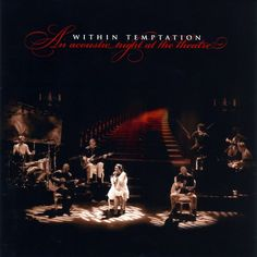Caratula Frontal de Within Temptation - An Acoustic Night At The Theatre