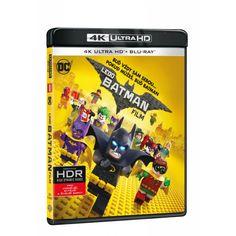 Blu-ray LEGO Batman, UHD + BD, CZ dabing   Elpéčko - Predaj vinylových LP platní, hudobných CD a Blu-ray filmov Lego Film, Green Tea And Honey, Lego Batman Movie, Lego Minecraft, Lego Architecture, Lps, Marvel, Disney, Movies