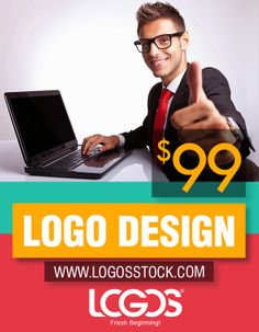 Logos Stock® is a professional Logo design Studio, offering professional custom logo design for only $99. Stationery and website design services. for more information www.logosstock.com