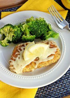 Lemon Chicken Romano! Great healthy recipe that your children will love! | navy wife cook