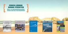 cinco libro de puentes para estas vacaciones