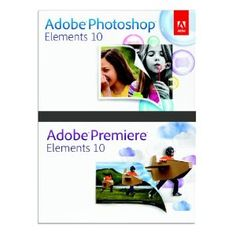 Adobe Photoshop Elements and Premiere Elements 10 for Mac [Download]