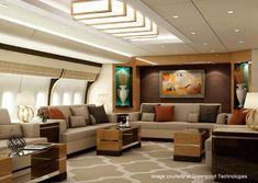 Boeing 747-8 VIP