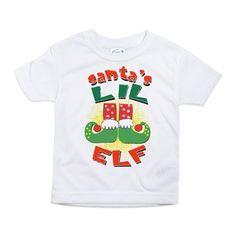 Santa's Little Elf Baby Blanket> Santa's Little Elf> Design Bear Shop Baby Monogram, Monogram Gifts, Elf, Bear Shop, Halloween Shirt, Printed Tees, Kids Wear, Jingle Bell, Baby Gifts