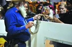 World's Largest RattleSnake Roundup  Sweetwater, Texas http://video.nationalgeographic.com/video/american-festivals-project/rattlesnake-roundup