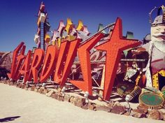 Las Vegas boneyard of the Rat Pack glory years
