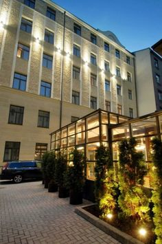 PK Riga Hotel presents historical beauty through contemporary elegance. http://www.dominahotels.com/