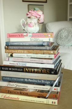 Maison Decor Design Books I Recommend