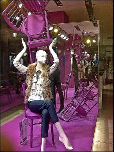 musical chairs, pinned by Ton van der Veer
