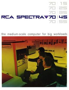 September 17: RCA Withdraws from the Computer Market | This Day in History | Computer History Museum