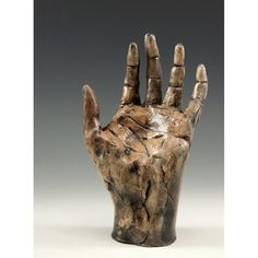 Jenny Mendes Sculpted Hand by jennymendes on Etsy