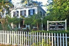 Historic Murphys  The Dunbar Hiouse Bed and Breakfast