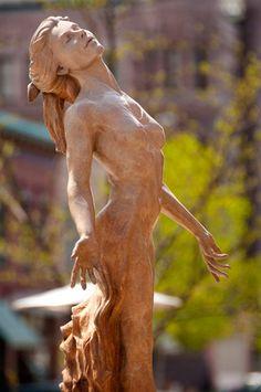 Sculpture Walk 2011 downtown Sioux Falls, SD