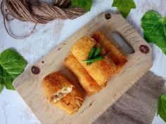 Resep risoles enak dan simpel istimewa Idli Recipe, Always Hungry, Indonesian Food, Donuts, Waffles, Food And Drink, Bread, Snacks, Cookies