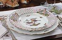 Herend Rothschild Bird Fine China Herend China, China Patterns, Fine China, Tablescapes, Dinnerware, Decorative Plates, Cups, Hand Painted, Popular