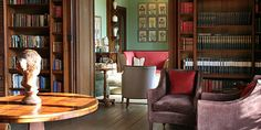 #MyEscapeCompetition library - Hotel Endsleigh, Devon, UK Hotel Reviews | i-escape.com