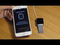 Cómo Configurar y Sincronizar tu Apple Watch con tu iPhone