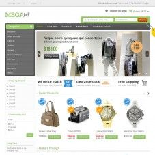 Highly Rated Magento Ecommerce Templates by Templatemela