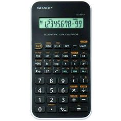 Sharp EL-501X-WH 131 funkciós tudományos számológép  - Fehér Solid Wood Flooring, Custom Made Furniture, Calculator, Digital Marketing, Jars, Audi, Victoria, Entertainment, Videos
