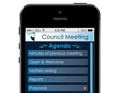 CPUT Council Meeting App