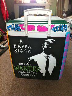 kappa sigma cooler - Google Search