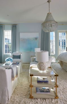 House of Turquoise: Melanie Turner Interiors