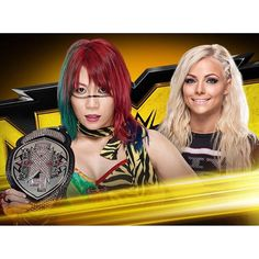 @yaonlylivvonce gets her match against @wwe_asuka TONIGHT at 8/7c, only on @wwenetwork! #WWENXT