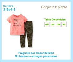 Ropa Carters. Para Bebes. Varones Y Hembras. Niños Y Niñas - BsF 1.699 4dbb9634d5c