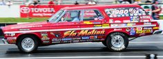 -1965 PLYMOUTH BELVEDERE Drag WAGON