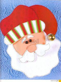 manualidades para navidad en fomi
