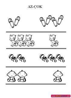 10 En Iyi Kavramlar Az çok Görüntüsü Preschool Preschools Ve