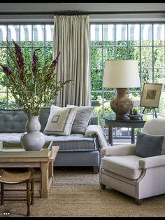 Cozy, homey living room
