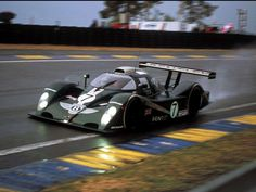 2001 LeMans Bentley Speed 8