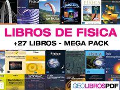 +27 libros de Fisica en español - formato pdf - descargar gratis