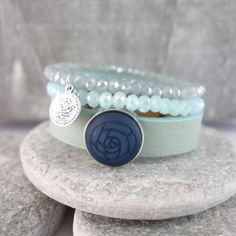 Armband combinatie Blue Mint image