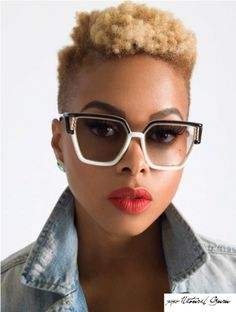 Short Natural Hairstyles To Look CRAZY, SEXY, COOL - The Xerxes