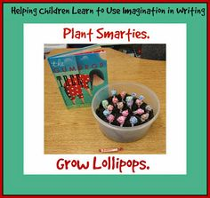 The Gumdrop Tree and Imagination (Throwback Thursday)