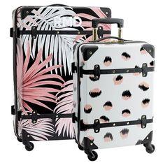 ca215884e100a The Emily & Meritt Trunk Hard-Sided Luggage Bundle, Set of 2 | PBteen
