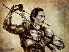 Dragon Age 2 _ Sebastian Vael by Agregor.deviantart.com on @deviantART